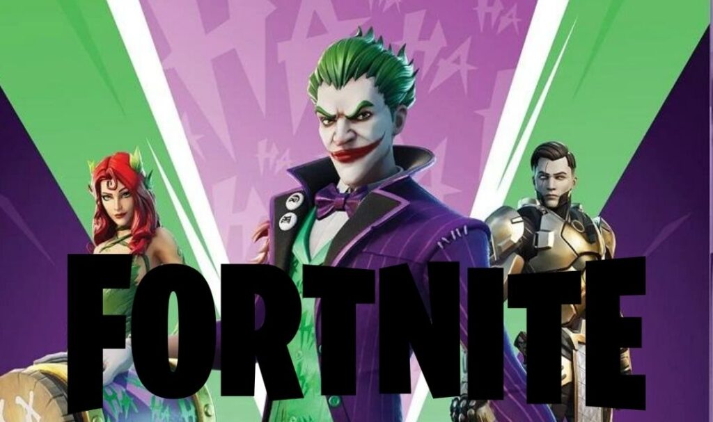 Filtrado Nuevo Pack De Skins De Dc En Fortnite Joker Y Poison Ivy Settingsprogamer These canisters appear in named locations throughout the map, and are required as part of the 'defuse joker gas canisters. dc en fortnite joker y poison ivy